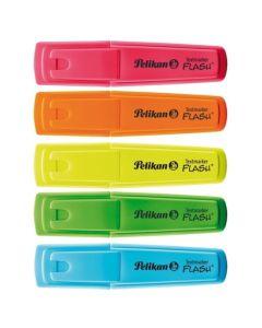 Resaltador Pelikan Flash 'Varios colores'