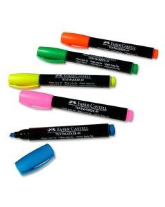 Resaltador textliner 49 'Varios colores'