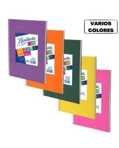 Cuaderno Rivadavia ABC A4 Rayado 'Varios colores'