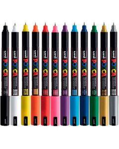 Marcador Posca Pc-1MR 'Varios colores'