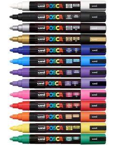 Marcador Posca Pc-5M 'Varios colores'