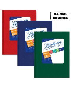 Cuaderno Rivadavia Rayado 98 hojas 'VARIOS COLORES'