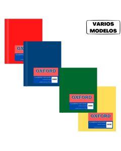 Cuaderno ABC N°3 Oxford 50 hojas 'Varios colores'