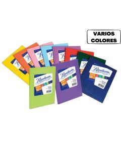 Cuaderno Rivadavia Forrado Rayado 50 hojas 'VARIOS COLORES'