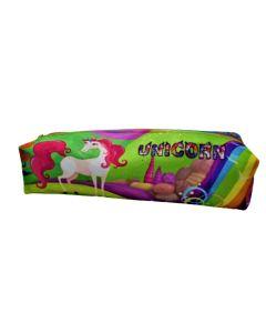 Cartuchera tubo Unicornio