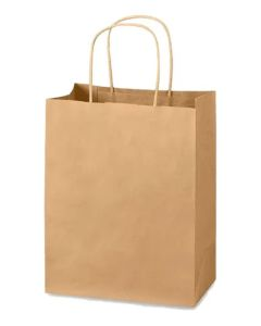 Bolsa regalo Kraft 31x21x33 cm.