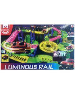 Pista Bo Serie Luminous Rail Grande
