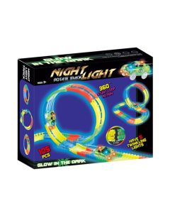 Pista Night Light Rotate Track