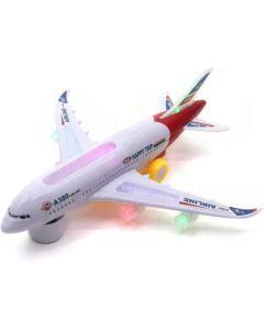 Avion AIRBUS A380 con luz y sonido