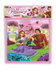 Puzzle 25 piezas Mi princesa