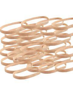 Bandas Elasticas Anchas x100 gr. 60 mm