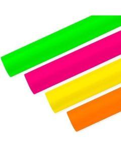Papel afiche Flúo 'Varios colores'