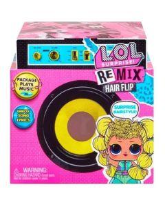 Muñeca LOL Surprise Remix hairflip