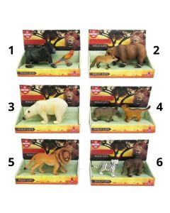 Animales de la selva 'Varios modelos'