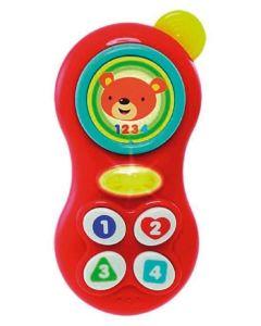 Telefono Celular didactico c/luz y sonido