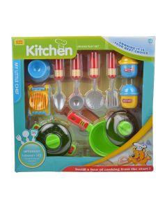 Set de utencillos de cocina 'Varios modelos'