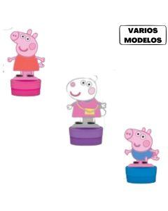 Sellos de Peppa pig con figura