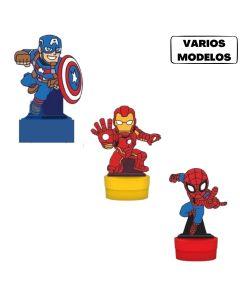 Sellos de avengers con figura