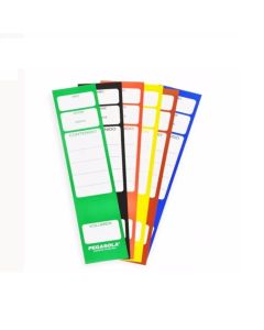 Etiqueta Lomo de Bibliorato x1 etiqueta