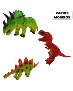 Dinosaurios con sonido soft de 40 cm. 'varios modelos'