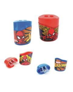 Sacapuntas doble boca Spiderman