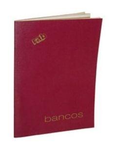 Libro bancos chico 40 paginas (2305)