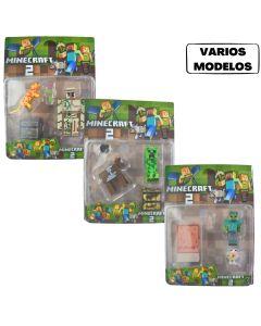 Muñecos Minecraft 'Varios modelos'
