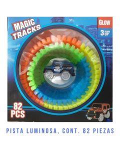 Pista Magic tracks 82 pcs