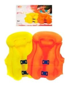 Chaleco inflable varios colores