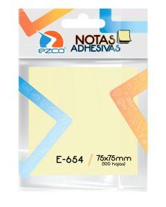 Notas Adhesivas Amarillas 75x75