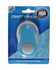 Punchito Forma de Circulo 25 mm.