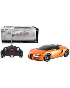 Bugatti veyron full control  1:18