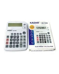 Calculadora Kadio KD-760B 12 digitos