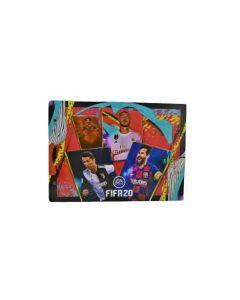 Carpeta 2 Tapas Carton Duro Nº5 Fifa 2020