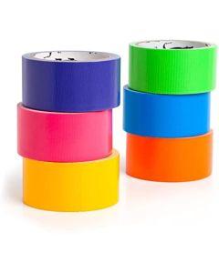 Cinta tape 50x9 mm varios colores