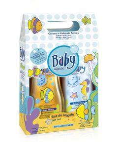 Set Baby colonia+Polvo de fecula