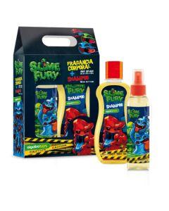 Set Body Splash+Shampoo 'SLIME FURY'