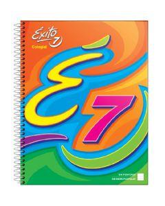 Cuaderno A4 Exito Tapa Dura x60h Rayado