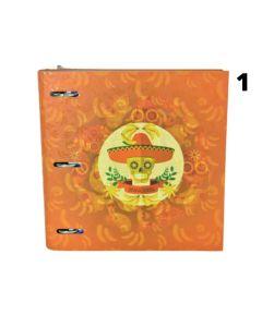 Carpeta N°3 Repuesto x98 Hojas Rayadas y 48 Hojas CuadriculadasRVD Teens