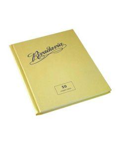 Cuaderno Tapa Dura Liso X50H