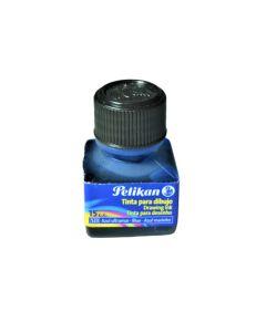 Pelikan Tinta China Azul Ultramar
