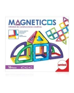Magneticos 16 piezas