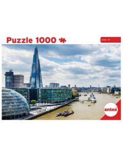 Puzzle 1000 piezas 'Londres-UK'