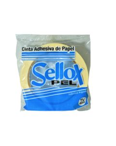 Sellox Cinta de papel 18X40