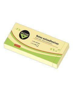 Notas Autoadhesivas Amarillas 50x40