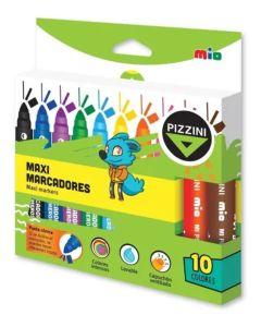 10 Maxi Marcadores