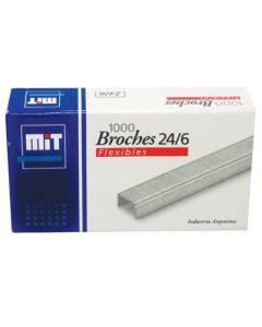 Broches nº24/6 x1000