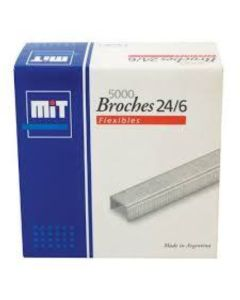 Broches 24/6 x5000