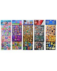 Stickers Divertidos Varios Personajes