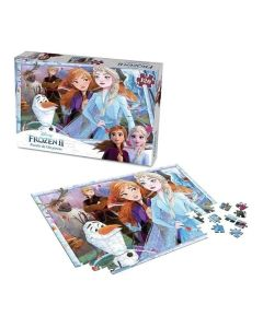 Puzzle Frozen II x 120 Piezas